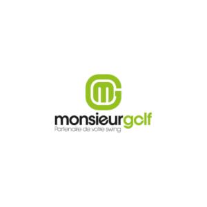 Logo client MonsieurGolf