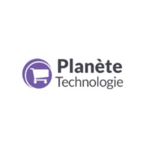 Logo client Planète Technologie