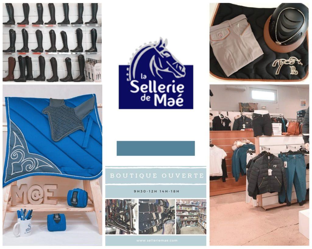 Boutique Sellerie de Maé