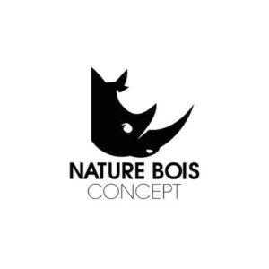 Logo Nature bois Concept
